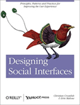 Designing Social Interfaces by Christian Crumlish and Erin Malone