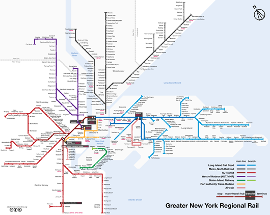 Greater New York Regional Rail